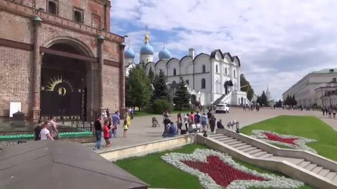 Russia. Kazan. Travel to home. 2015.