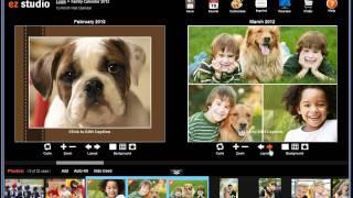 Make a Photo Calendar Online(CreatePhotoCalendars.com shows you how easy it is to make a custom photo calendar using our new online software EZ Studio. To start your calendar, simply ..., 2011-05-13T21:10:14.000Z)