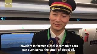 Beijing Winter Olympics  High speed railway line goes into service
