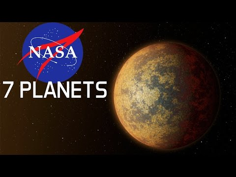 "7 ""Earth-Like"" Planets Discovered: How Did NASA/ESO Do It?"
