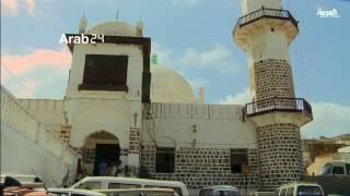 الانقلابيون يدنسون مسجد التوحيد في تعز