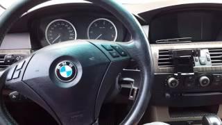 SOLVED Car not starting / battery problem / starter motor /BMW E60