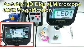 Portable HD Digital Microscope…