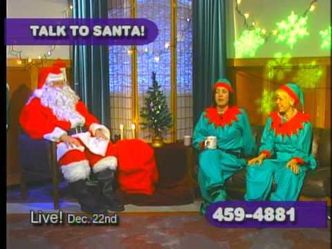 Public Access Santa 2006