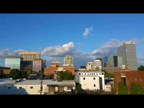 Columbia Skyline Time Lapse