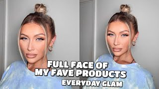 GAME CHANGER FOUNDATION | FULL FACE OF MY CURRENT FAVE PRODUCTS