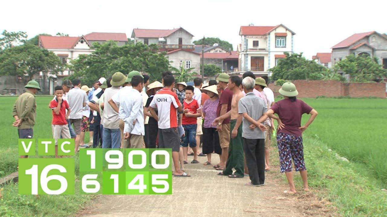 Sợ mất ruộng, dân phản đối dữ dội xây cụm công nghiệp   VTC16