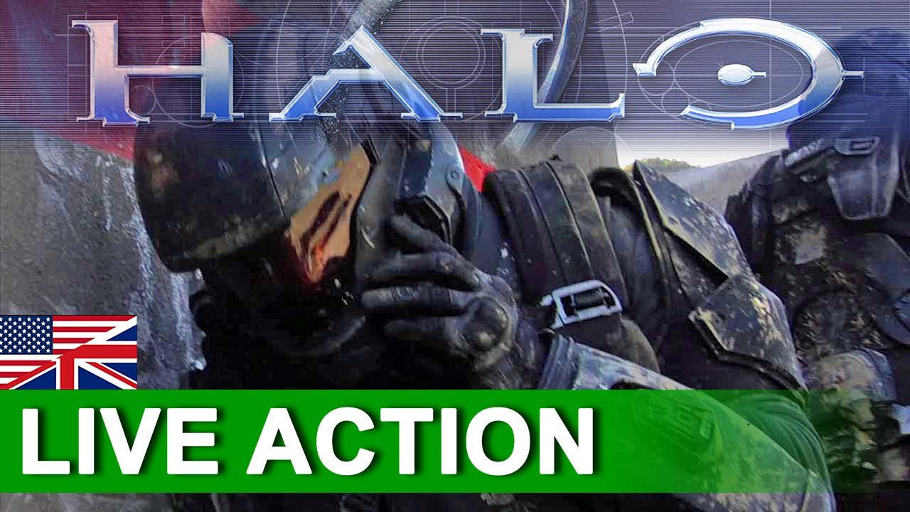 Halo 3 Landfall Live Action Short Movie Official Hd Youtube