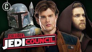 Lucasfilm Cancels Standalones? - Jedi Council