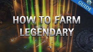 D3 RoS - How to Farm Legendary