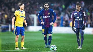 Best Football Free Kicks Goals 2018 HD