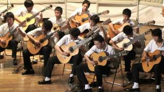 [2008b] 鳥の歌 Song of the Birds  (Guitar Orchestra)