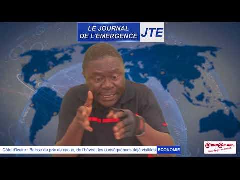 JTE : Crash d'un avion au large d'Abidjan, les vérités de Gbi de Fer