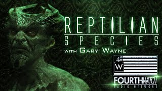 Reptilian Species with Gary Wayne