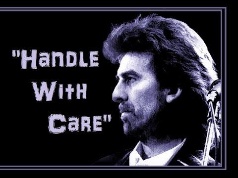 """Handle With Care"" (Lyrics) ❤ GEORGE FEST ॐ Dhani Harrison"