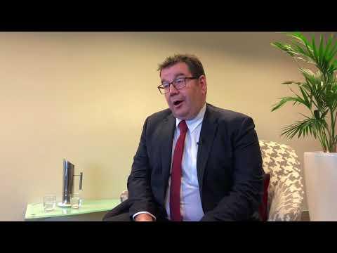 Finance Minister Grant Robertson addresses Lakes District hospital funding