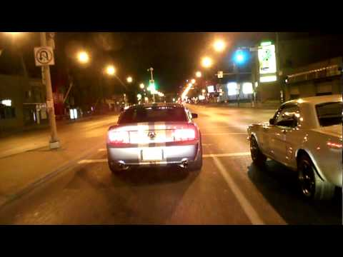Cruise Night Winnipeg Canada