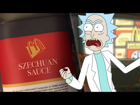McDonald's Officially Brought Back Szechuan Sauce