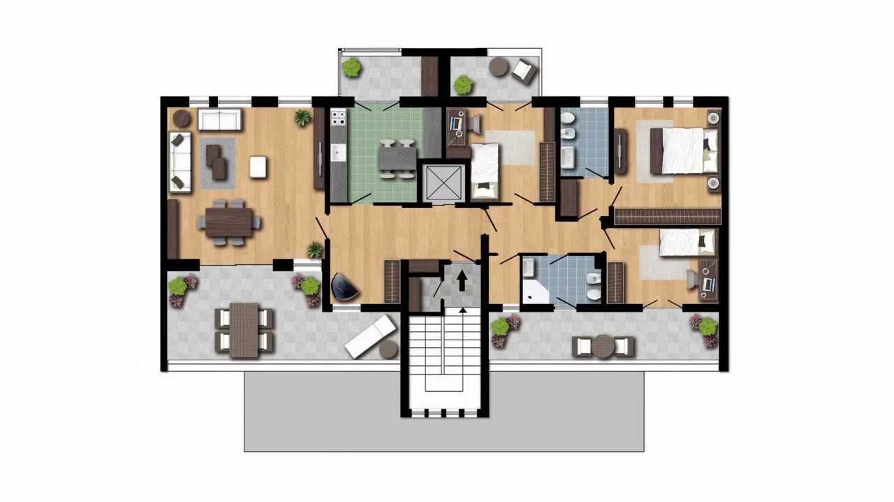 Webinar immobiliare la planimetria e il render 3d come for Arredamento per agenzia immobiliare