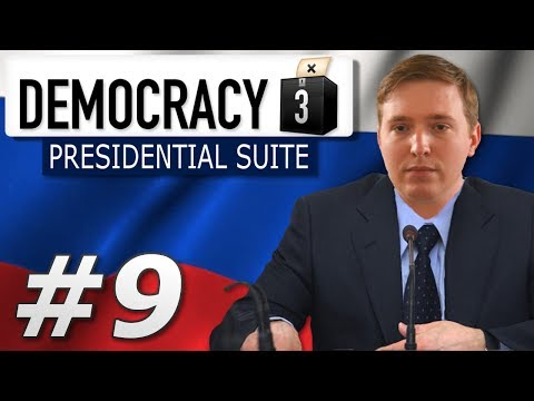 Democracy 3: Presidential Suite | Russia  -  Year 9
