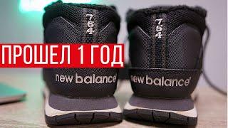 все что ВАЖНО ЗНАТЬ про NEW BALANCE 754! Бюджетные зимние кроссовки 2020