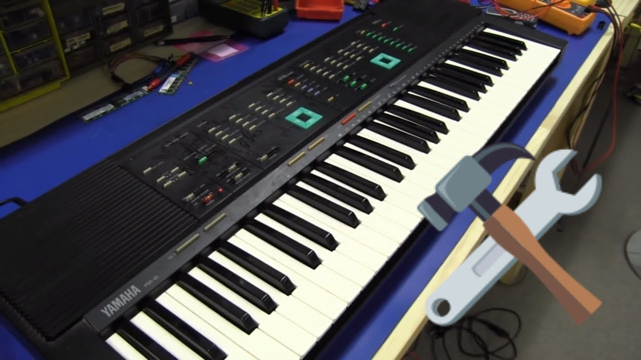 how to fix the beep sounds in the keyboard
