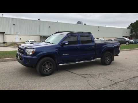 Compustar RF2WT10SS Alarm and Remote Start in a 2015 Toyota Tacoma