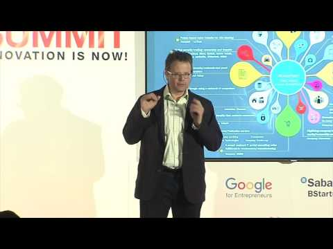 SOUTH SUMMIT 2016 - Robert Schwentker - Usecases & Opportunities in Blockchain Technology