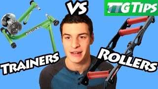 ROLLERS vs TRAINERS - Which is Best for You?