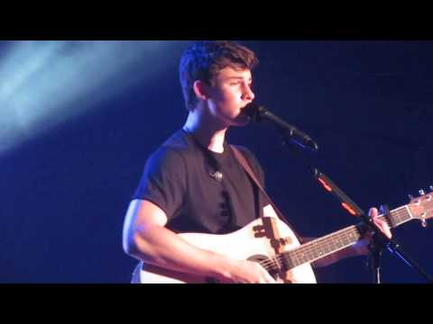 Aftertaste by Shawn Mendes New Hampshire 2015