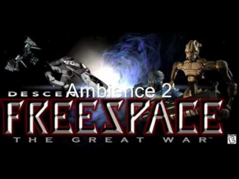 Descent Freespace soundtracks part 1