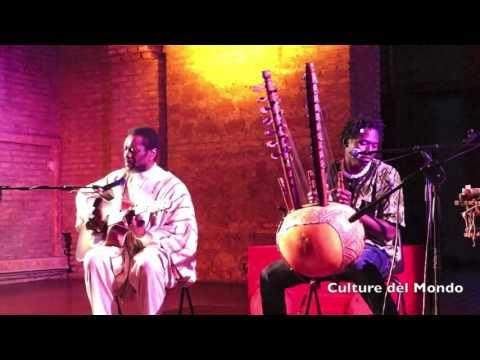 Concerto Accordi di Pace n.4 - Burkina Faso e Mali con Gabin Dabiré e Moustapha Dembélé