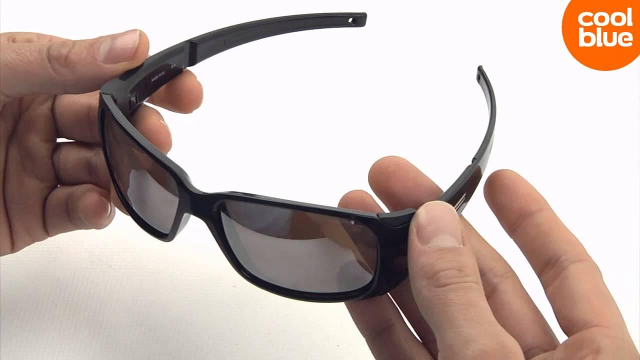 Julbo Monterosa Black Black Spectron 4 mini-review en unboxing (NL ... 5524c91c2f69