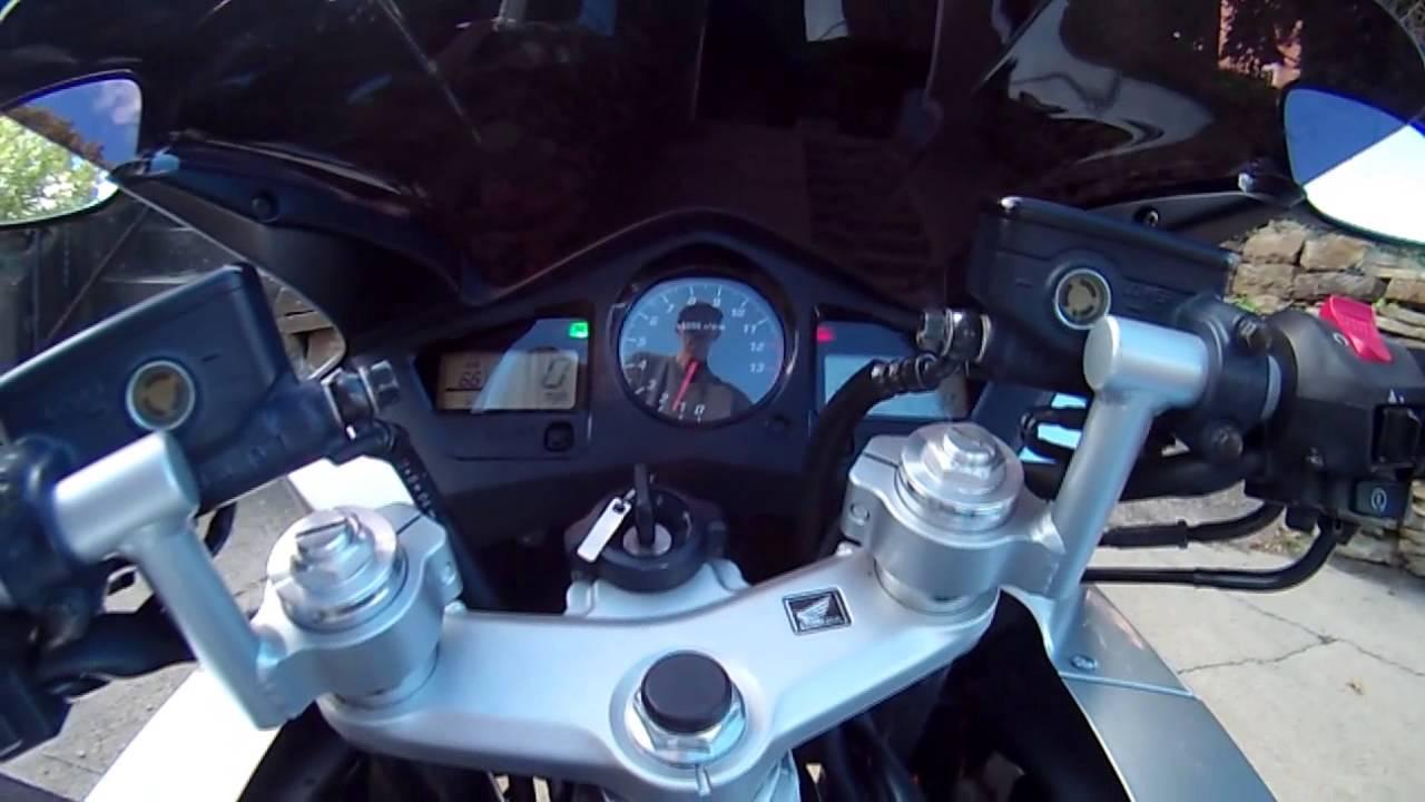 2002-2013 VFR800 VTEC HeliBars handlebar risers for Honda VFR800 HB01003