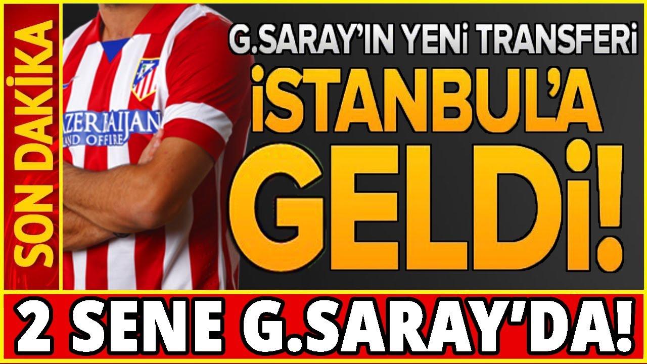 Başkan Transferi Resmen Açıkladı! Galatasaray İmzayı Attırdı... (2 YILLIK İMZA)