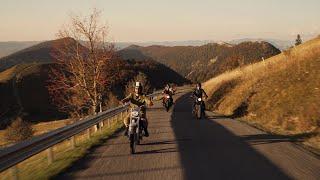 Скачать BAAK Motocyclettes I Three Of A Kind