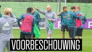 Kasper Dolberg waarschijnlijk beschikbaar tegen FC Emmen volgens Ten Hag