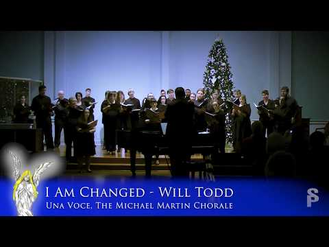I Am Changed - Will Todd