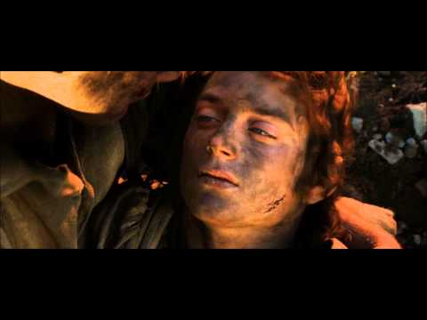 "LOTR The Return of the King - ""I Can't Carry It For You... But I Can Carry You"""