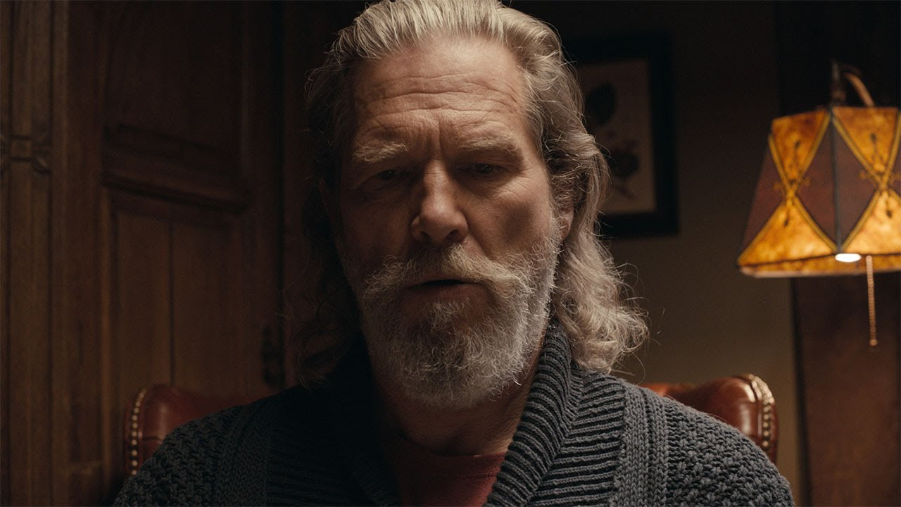 Om: Dreaming with Jeff Bridges | Squarespace Super Bowl 2015