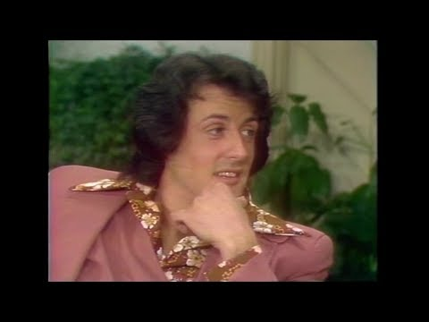 Rocky - Interview with Sylvester Stallone (1976)