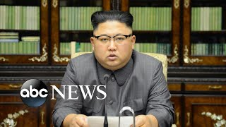 Kim Jong Un reacts to Trump's UN speech