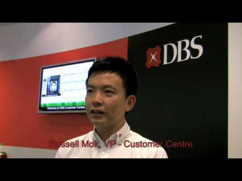 JobsDB interview with Russell Mok, DBS Bank - Customer Centre