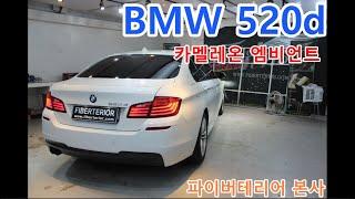 수입차 '대세는 독일차' BMW 520d…