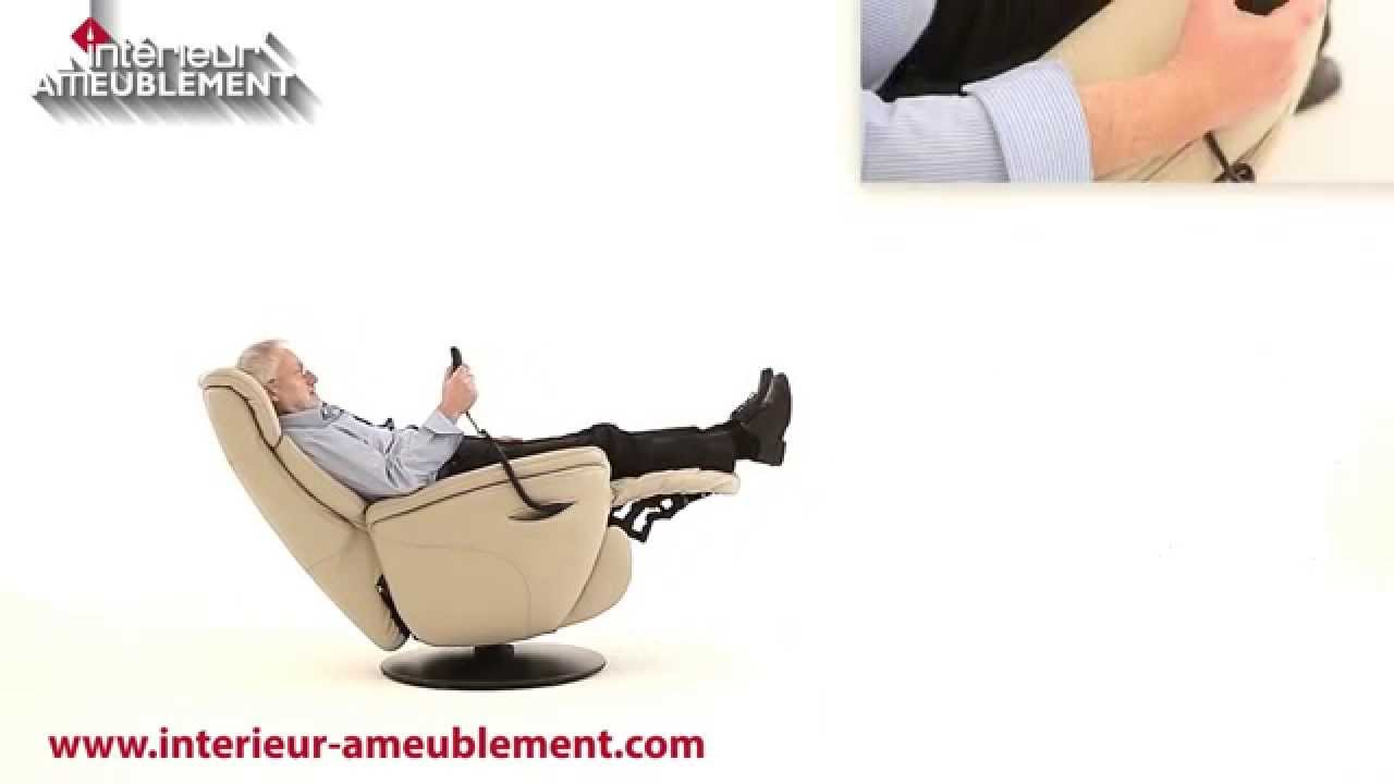 Fauteuil relaxation releveur youtube - Fauteuil relax solde ...