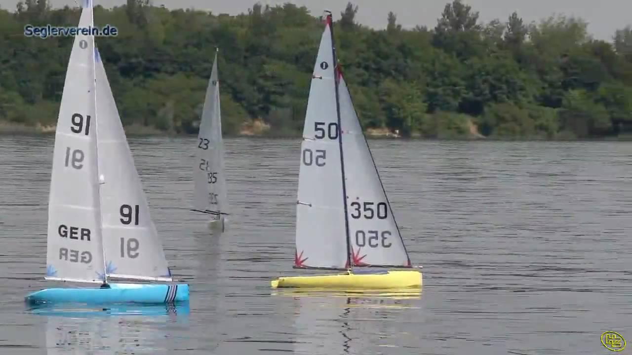 IOM Leipzig Cup 2010 Kulkwitzer See - RC-Sailing