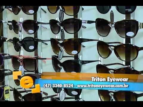 095e4bebb Óculos com proteção total e preço justo - Triton Eyewear [Programa  Evidência 27-02-2015]