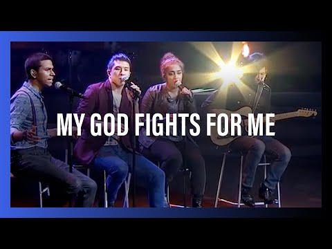 My God Fights For Me | New Creation Church
