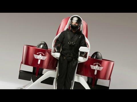 REALISTIC JETPACK SIMULATOR // Piloteer