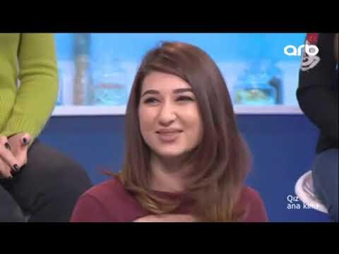 Qız ana kimi realiti şou 30 11 2016   ARB TV